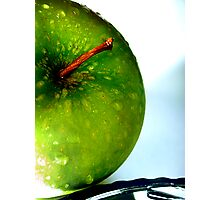 Delicious Green Photographic Print