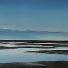 Across Tasman Bay No 2 NZ by Rowi