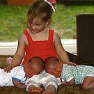 Chloe the big sister  by tess1731