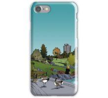 Lost Lagoon iPhone Case/Skin