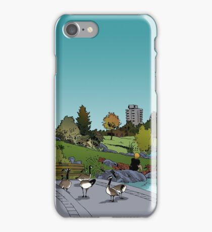 Lost Lagoon iPhone Case/Skin