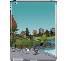 Lost Lagoon iPad Case/Skin