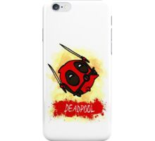 Potato Deadpool iPhone Case/Skin