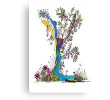 Tree of Life #13 - The Fairy Tree Canvas Print