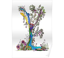 Tree of Life #13 - The Fairy Tree Poster