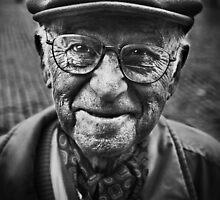 European Portraits No. 13 by Lasse Damgaard