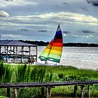 Rainbow Sail by apriljd