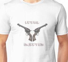 Lethal Revolvers Unisex T-Shirt