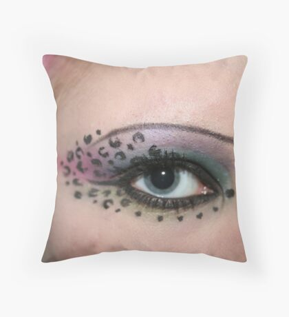 Miss Piggy is watching ... Throw Pillow
