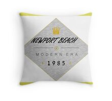 Newport ☀ Throw Pillow
