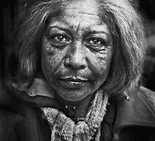European Portraits No. 16 by Lasse Damgaard