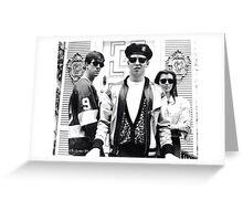 Ferris Bueller you're my hero  Greeting Card