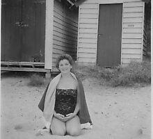 Memories of the 1950ties Mornington Peninsula by Virginia McGowan