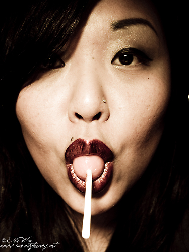 Lollipop by Ellie Won