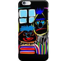 Ernie & Bert iPhone Case/Skin