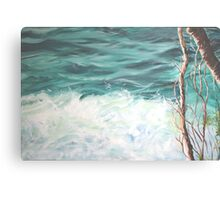 Noosa Waters Canvas Print