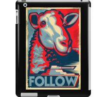 FOLLOW iPad Case/Skin