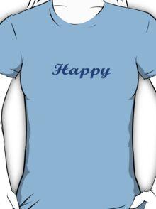 Happy T-Shirt inspired by Pharrell Williams T-Shirt