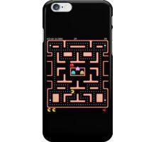Original Ms. PacMan - Video Game Gamer Vintage Retro Black Arcade iPhone Case/Skin