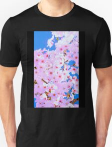 Cherry Blossoms iPhone / Samsung Galaxy Case T-Shirt