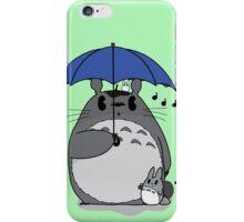 Vintage Totoro! iPhone Case/Skin