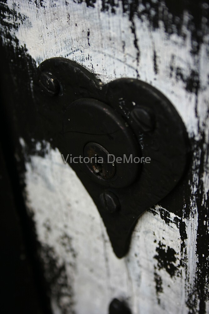 Unlock My Heart by Victoria DeMore
