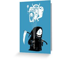 Soul Collector Greeting Card