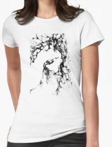 cool sketch 66 Womens Fitted T-Shirt