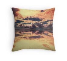 Heaven's New Hell Throw Pillow