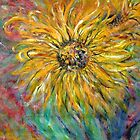 Sunflower by catherine walker