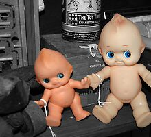 Kewpie Dolls by kjezt