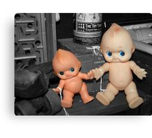 Kewpie Dolls Canvas Print