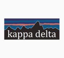 kappa delta sticker  by natatat
