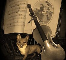 Of Foxes and Violins by kjezt