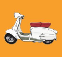 Jet200 Scooter with SX panels by Anthony Armstrong