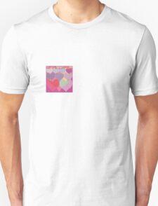 Sweet hearts Unisex T-Shirt