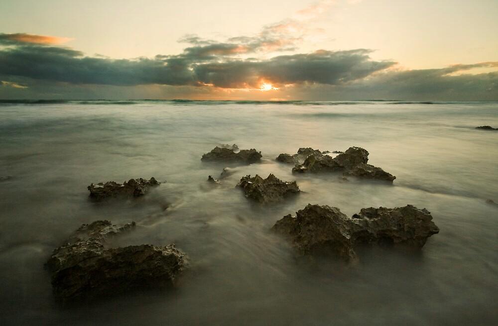 Cottesloe Washout 2 by Keegan Wong