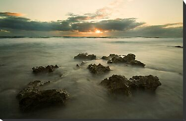 Cottesloe Washout 2 by Keegan Wong