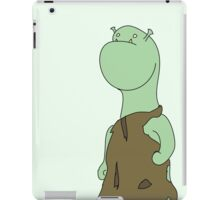 Cute Dumb Ogre iPad Case/Skin