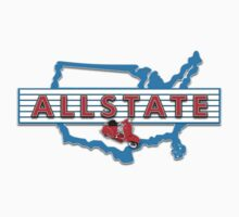 Allstate Logo Design by Anthony Armstrong