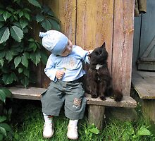 O, kitty! by yaDes