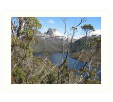 Cradle Mountain Art Print