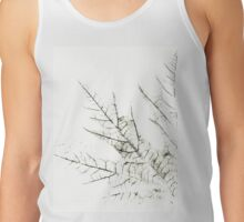 Mapple Leaf in White Tank Top