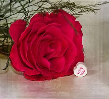 Love YOU Rose  by Nicole  Markmann Nelson