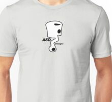 ASD - Anthony Scooter Designs Unisex T-Shirt
