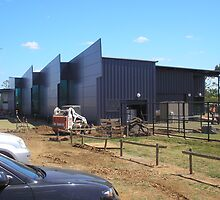 Blackwater Qld's Mining Museum  by 4spotmore