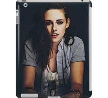 kristen stewart iPad Case/Skin