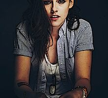 kristen stewart by NOwhereNOW