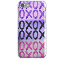 Beautiful XO's  iPhone Case/Skin