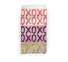 Glamorous XO's  Duvet Cover